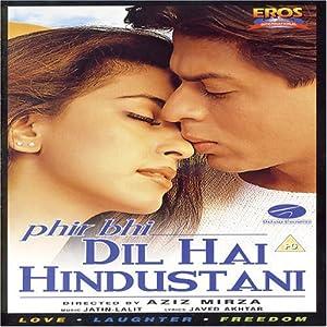 Amazon.com: Phir Bhi Dil Hai Hindustani (Hindi Film ...