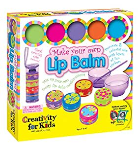 Make Your Own Lip Balm-revised