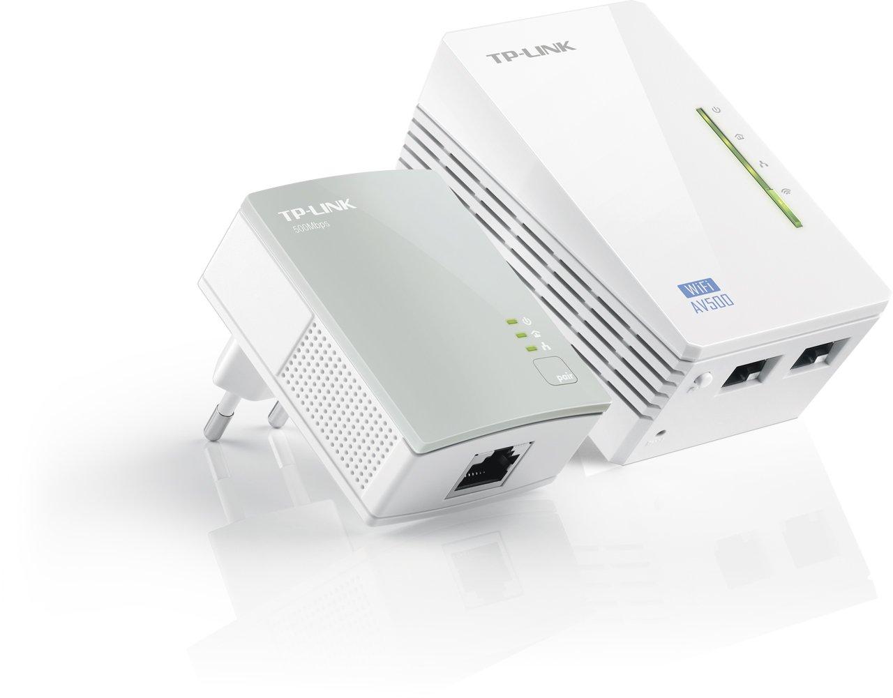 TP-Link TL-WPA4220KIT WLAN Powerline-Netzwerkadapter