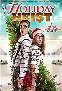 Holiday Heist from Namp: North American