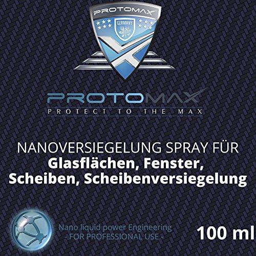 proto-max-nano-sigillante-disco-spray-per-superfici-in-vetro-finestre-parabrezza-sigillo-20-ml-100-m