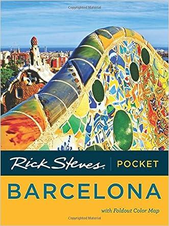 Rick Steves Pocket Barcelona