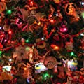 Imarku Solar LED String Light 39ft 100 LEDs Best Fairy String Lights for Outdoor, Gardens, Homes, Christmas Party
