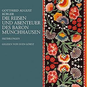 Die Abenteuer des Baron Münchhausen Hörbuch