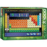 Periodic Table of Elements 1000-Piece Puzzle