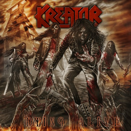 Kreator - Dying Alive-2CD-Digipak-2013-MCA int Download