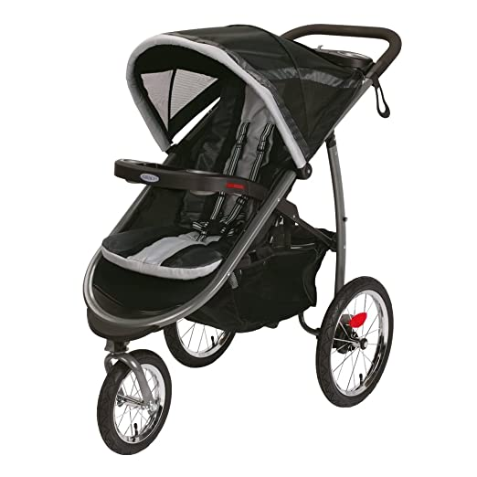 Graco Jastaction Fold Jogger Click Connect Stroller