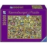 Ravensburger - Puzzle Magical Bookcase, 18000 piezas (17825 4)