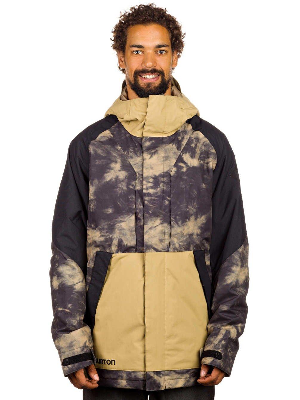 Burton Herren Snowboardjacke MB Haze Varsity Jacket