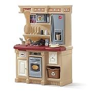 Step2  LifeStyle Custom Kitchen (Maroon)
