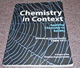 Chemistry in Contexts Applying Chemistry to Society University of Colorado Boulder Chem 1011