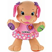 Fisher-Price Laugh and Learn Love to Play Sis Plush