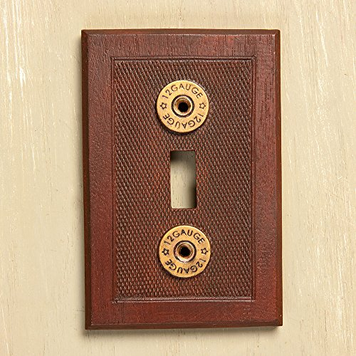 12 Gauge Shotgun Shell Light Switch Cover (Shell Shots Llc compare prices)