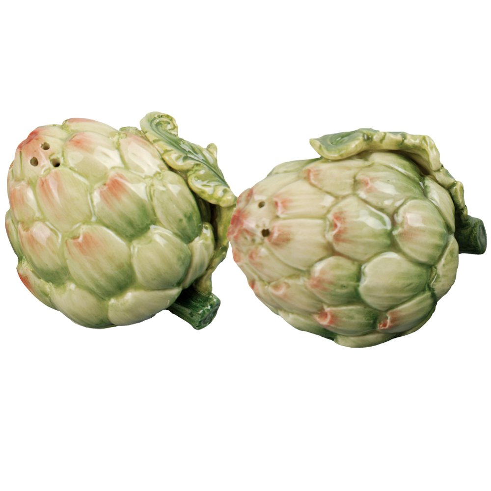 Artichoke Salt & Pepper