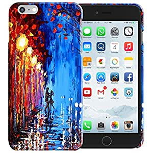 Theskinmantra Rainy paint 2 back cover for Apple iPhone 6 Plus