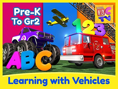 Learning with Vehicles! - Season 1