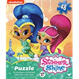 Shimmer and Shine - 48 Piece Jigsaw Puzzle