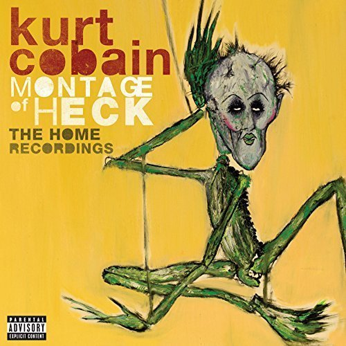 Kurt Cobain: Montage Of Heck: The Home Recordings (Deluxe) (PL) [CD] by Kurt Cobain