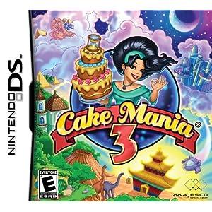 Cake Mania 3 DS