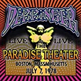 Live at the Paradise Theater Boston ~ Rick Derringer