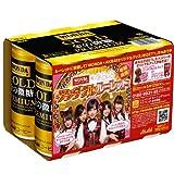 【数量限定】ワンダ 金の微糖 缶190g×6本パック【ワンダ×AKB48キャンペーン対象品】