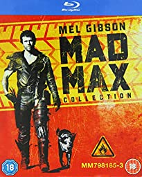 Mad Max Trilogy [Blu-ray]