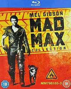 mad max trilogy blu ray mel gibson tina turner movies tv. Black Bedroom Furniture Sets. Home Design Ideas