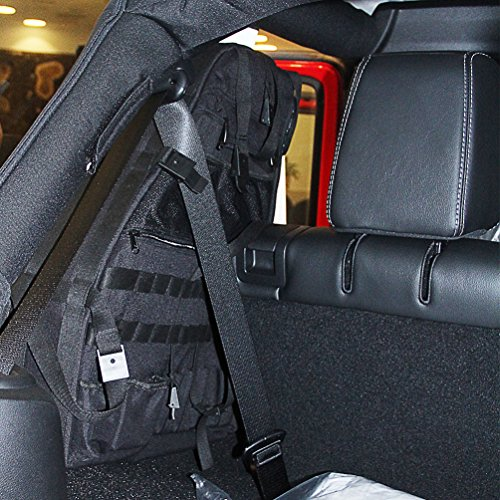 Jk Jeep Wrangler Unlimited Roll Cage Saddlebag