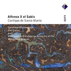 Alfonso X of Castille : Cantigas de Santa Maria - Apex