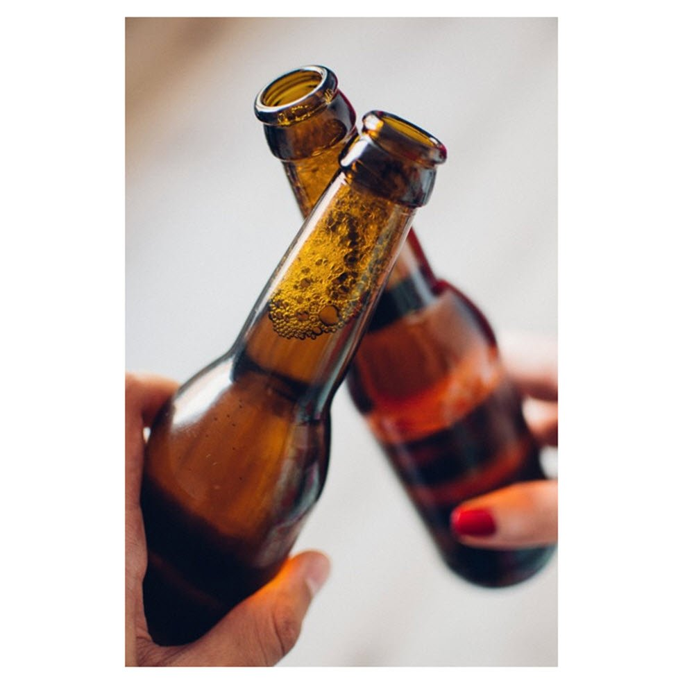 Wall Mounted Magnetic Bottle Opener - A Fun, Easy to Use Magnetic Bottle Opener for Your Fridge or Wall – The Cool Cap Catcher for Coke/Beer Bottles. Great Christmas gift. Bartenders Vintage Opener 2