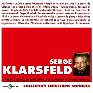 Serge Klarsfeld Discours