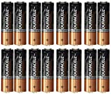 Duracell Coppertop AA Alkaline 16 Batteries MN1500, Packaging May Vary