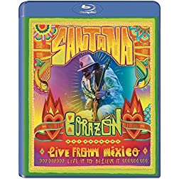 Corazon-Live From Mexico: Live It [Blu-ray]