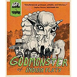 Godmonster Of Indian Flats [Blu-ray]