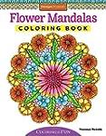 Flower Mandalas Coloring Book (Colori...