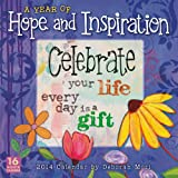 A Year of Hope and Inspiration 2014 Wall (calendar)