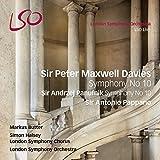 Maxwell Davies/Panufnik: Symph