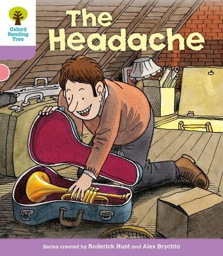 Headache. Roderick Hunt, Gill Howell