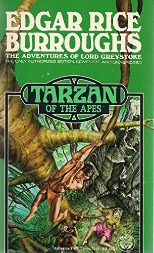 Tarzan of the Apes: Tarzan No. 1