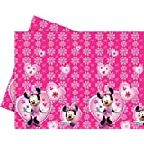 Amscan Disney Minnie Mouse Table Cover