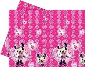 Tischdecke 120 x 180 cm Minnie Mouse