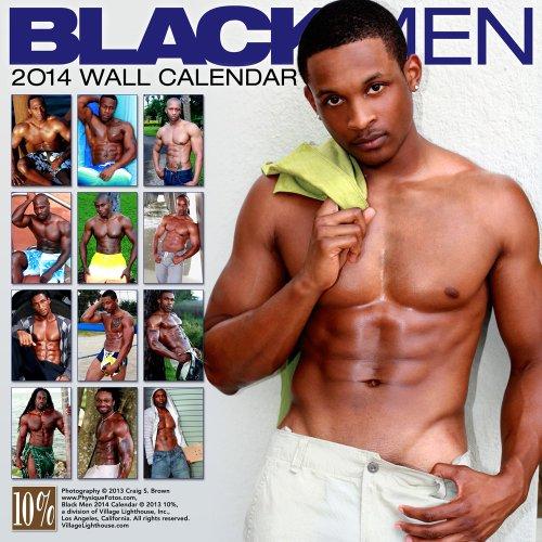 Black Men 2014 Calendar