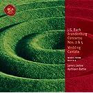 Bach: Brandenburg Concertos Nos. 2 & 5 / Wedding Cantata
