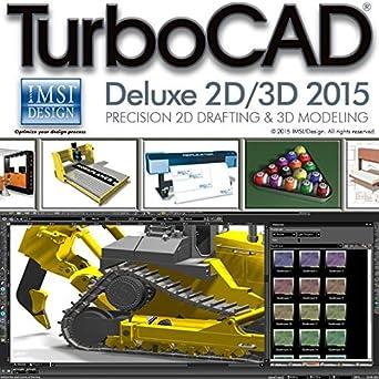 Скачать IMSI TurboCAD Pro Platinum 17 [Crack + Rus