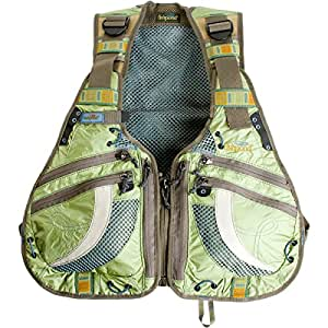Fishpond chica womens vest mountain thistl for Fishing vest amazon