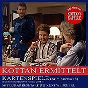 Kartenspiele (Kottan ermittelt - Kriminalrätsel 3) | Helmut Zenker