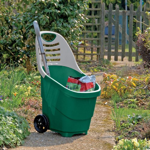 This garden cart is fantastic to use.
