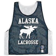 Alaska Lacrosse Pinnie