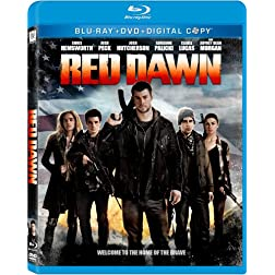 Red Dawn (Blu-ray/DVD Combo + Digital Copy)
