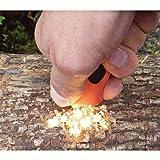 Ultimate Survival Technologies Sparkie Mini Fire Starter (Orange)